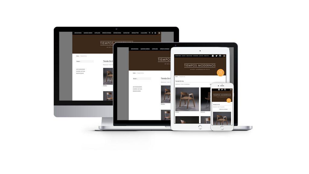 Diseño páginas web con Wordpress