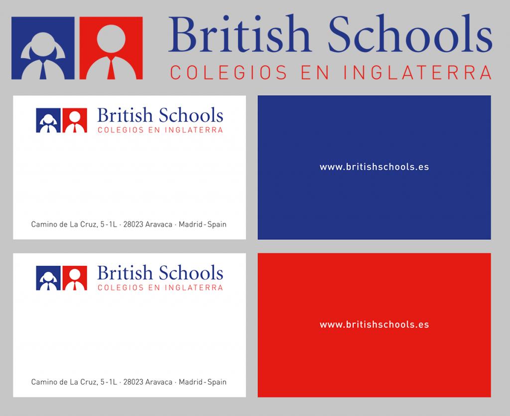 Logos identificativos y papeleria