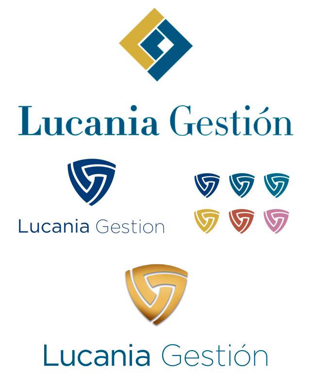 Multiples propuestas para elección del logo adecuado