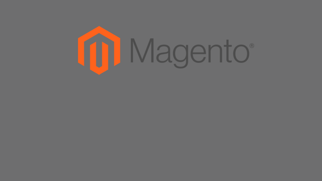 tienda on-line con Magento e-commerce